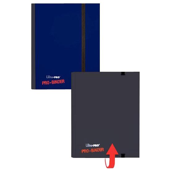 Ultra Pro 4 Pocket Flip Pro Binder