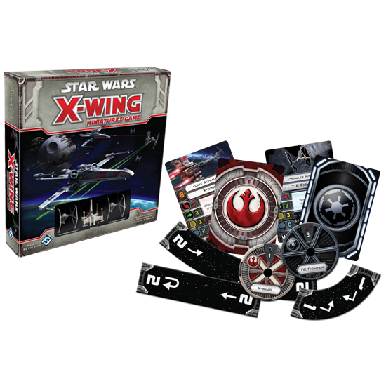 Star Wars X Wing Miniatures Game: Star Wars X-Wing: Miniatures Game